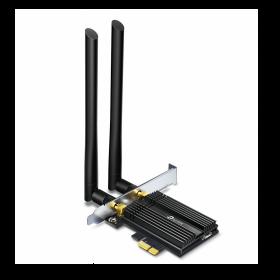 TP-Link Archer TX50E PCI-E Wireless Adapter (WiFi6-AX3000, Bluetooth5.0)