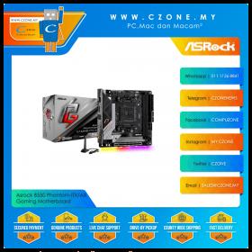 Asrock B550 Phantom-ITX/AX Gaming Motherboard