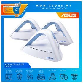 Asus Lyra Trio Mesh WiFi System (Dual Band-AC1750, AiMesh)