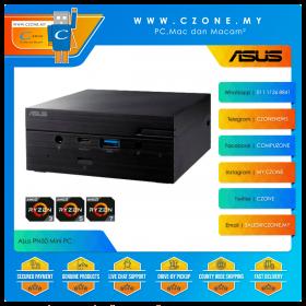 Asus PN50 Mini PC - AMD Ryzen 4000 Processor (8G DDR4, 256GB NVME SSD, WiFi+BT, Win10 Home)