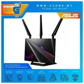 Asus ROG Rapture GT-AC2900 Wireless Router (Dual Band-AC2900, AiMesh, Gigabit, Gaming)