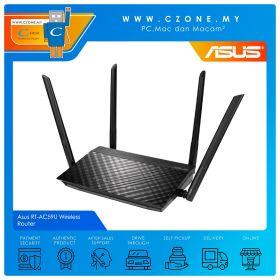 Asus RT-AC59U Wireless Router (Dual Band-AC1500, Gigabit)