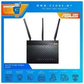Asus RT-AC68U Wireless Router (Dual Band-AC1900, AiMesh, Gigabit)