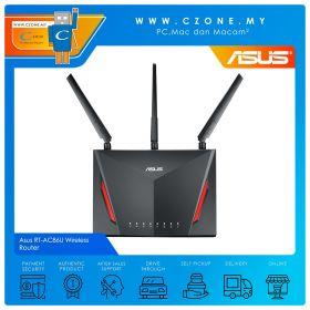 Asus RT-AC86U Wireless Router (Dual Band-AC2900, AiMesh, Gigabit)