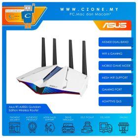 Asus RT-AX82U Gundam Edition Wireless Router (WiFi6-AX5400, AiMesh, Gigabit)