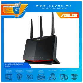 Asus RT-AX86U Wireless Router (WiFi6-AX5700, AiMesh, Gigabit)