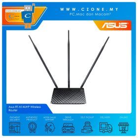 Asus RT-N14UHP Wireless Router (WiFi-N300, High Power)