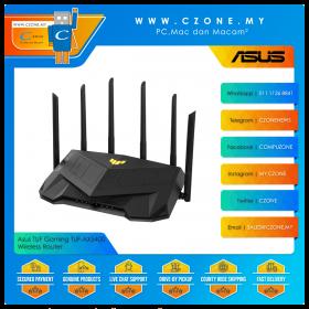 Asus TUF Gaming TUF-AX5400 Wireless Router (WiFi6-AX5400, AiMesh, Gigabit)