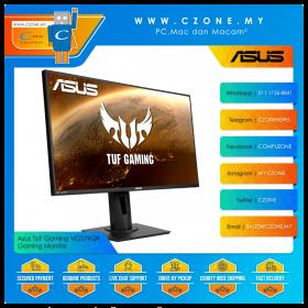 """Asus TUF Gaming VG279QR Gaming Monitor (27"""", 1920x1080, IPS, 165Hz, 1ms, HDMI x2, DP, Speaker, VESA)"""