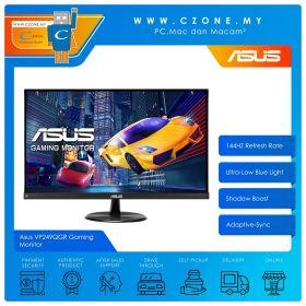 "Asus VP249QGR Gaming Monitor (23.8"", 1920x1080, IPS, 144Hz, 1ms, D-Sub, HDMI, DP, Speaker, VESA)"