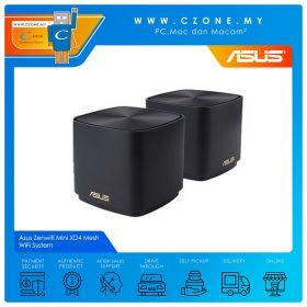 Asus Zenwifi Mini XD4 Mesh WiFi System (Dual Band-AX1800, 2 Pack)