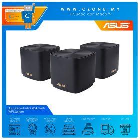 Asus Zenwifi Mini XD4 Mesh WiFi System (Dual Band-AX1800, 3 Pack)