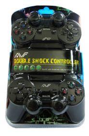 Avf STK-8032 Double Shock Wired Gamepad (2-pack, Windows)