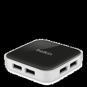 Belkin F4U022VAK Powered Desktop 7 Port USB 2.0 Hub