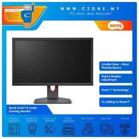 "BenQ XL2411K Zowie Gaming Monitor (24"", 1920x1080, TN, 144Hz, 0.5ms, HDMIx3, DP, VESA)"