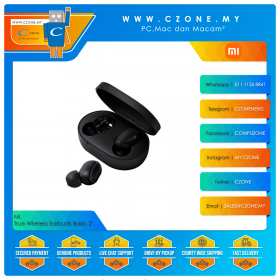 Mi True Wireless Earbuds Basic 2 (Black)