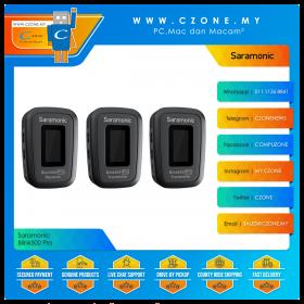 Saramonic Blink500 Pro B2 2.4G Dual-Channel Wireless Microphone