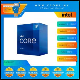 Intel Core i9-11900F Processor (2.5GHz, 8Cores, 16Threads, 16MB Cache, Socket 1200)