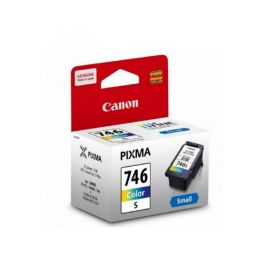 Canon CL-746 S Ink Cartridge (Color, Small, 6.2ml)