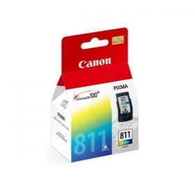 Canon CL-811 Ink Cartridge (Color, 9ml)