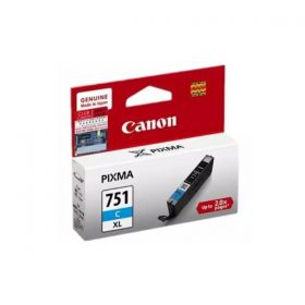 Canon CLI-751 C XL Ink Cartridge (Cyan, 11ml)