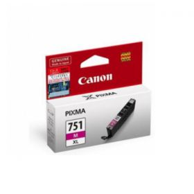 Canon CLI-751 M XL Ink Cartridge (Magenta, 11ml)
