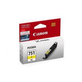Canon CLI-751 Y XL Ink Cartridge (Yellow, 11ml)