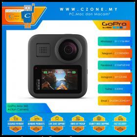 GoPro Max 360 Degree Camera Special Bundle (Smart Remote)