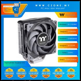 Thermaltake Toughair 310 CPU Air Cooler (AMD, Intel, 1x 120mm Fan, Non-LED)