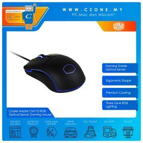 Cooler Master CM110 RGB Optical Sensor Gaming Mouse