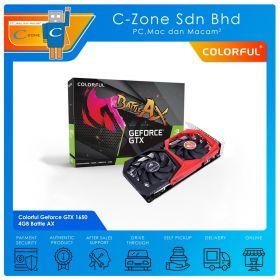 Colorful Geforce GTX 1650 4GB Battle AX