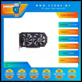 Colorful Geforce GTX 1050 Ti 4GB NE
