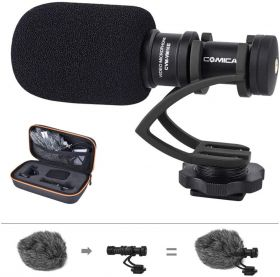 Comica CVM-VM10IIB Micro Directional Shotgun Microphone