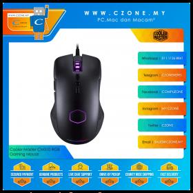 Cooler Master CM310 RGB Optical Sensor Gaming Mouse