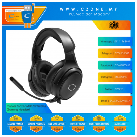 Cooler Master MH670 Wireless Gaming Headset