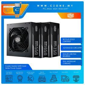 Cooler Master MWE Gold Series Power Supply