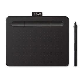 Wacom CTL-4100/K0-CX Intuos S (Small, Black)