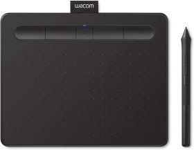 Wacom CTL-4100WL/K0-CX Intuos S Bluetooth (Small, Black)