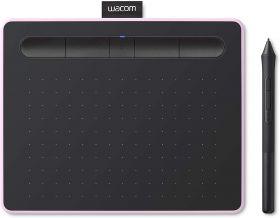 Wacom CTL-4100WL/P0-CX Intuos S Bluetooth (Small, Berry)
