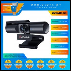 Avermedia PW513 Live Stream 4k Ultra HD Webcam