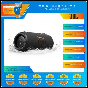 JBL Extreme 3 Portable Waterproof Bluetooth Speaker