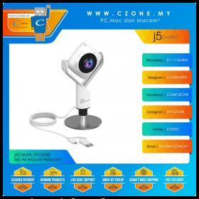 J5Create JVCU360 360 All Around Webcam