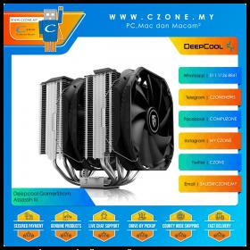 Deepcool GamerStrom Assassin III CPU Air Cooler (AMD, Intel, 2x 140mm Fan, Non-LED)