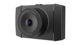 "Yi Ultra Dash Cam (2688x1520P, 140 Degree, 2.7"" LCD, 3 Axis G-Sensor, WiFi-N, MicroSD Up to 128GB)"