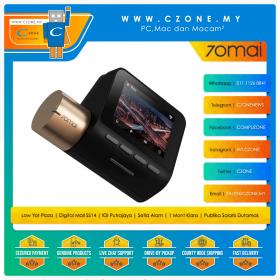 70mai Dash Cam Pro (1920x1080P, 130 Degree, WiFi-N, Parking Monitoring)