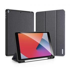 """Dux Ducis Domo Series Case (iPad 10.2"""", Black)"""