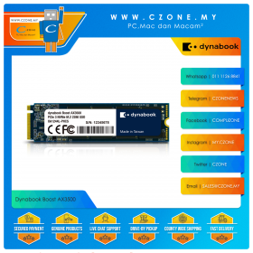 Dynabook Boost AX3500 M.2 2280 NVMe SSD