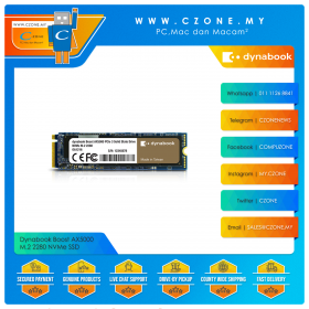 Dynabook Boost AX5000 M.2 2280 NVMe SSD