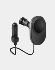 Energea Magdisc Drive Magnetic Wireless Charger Car Mount