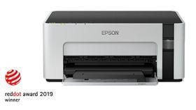 Epson M1120 Monochrome Wifi Printer (EcoTank, Print, Black/White)